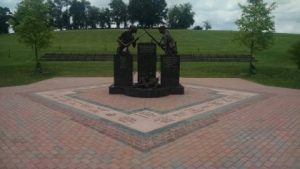 bushyrun battle monument